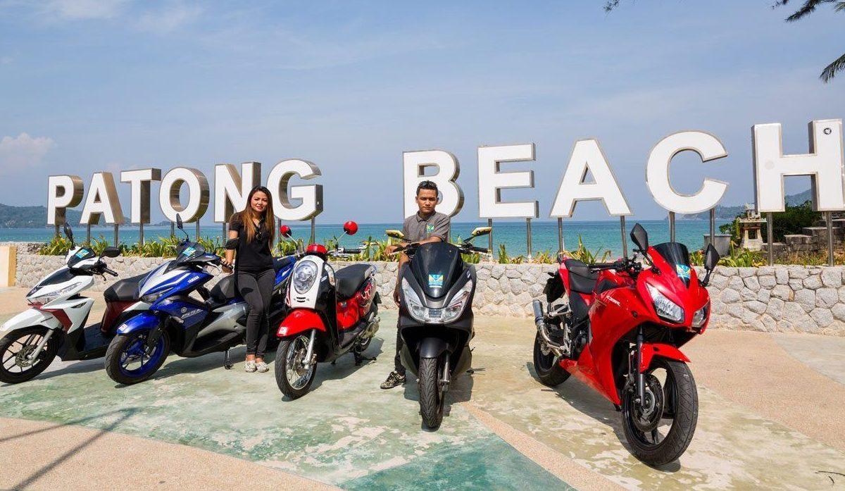 Motorbike Rental in Patong